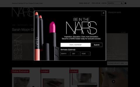NARS Holiday Collection | NARS Cosmetics