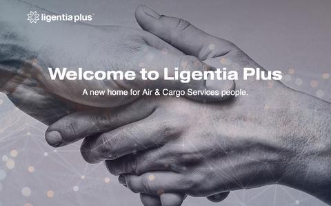 Screenshot of Team Page ligentiaplus.com - Ligentia Plus | People - captured Dec. 18, 2018