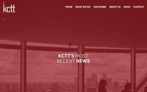Screenshot of Press Page kctt.com.au - News - KCTT - captured Jan. 9, 2016