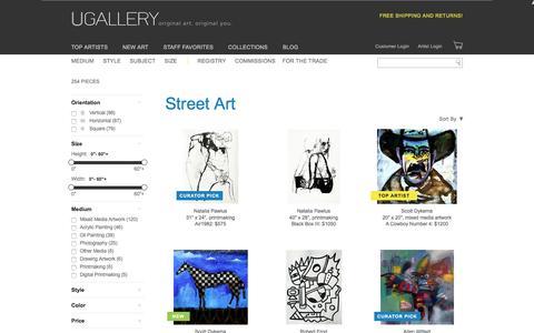 Street Art Artwork for Sale, Buy Art Online | UGallery