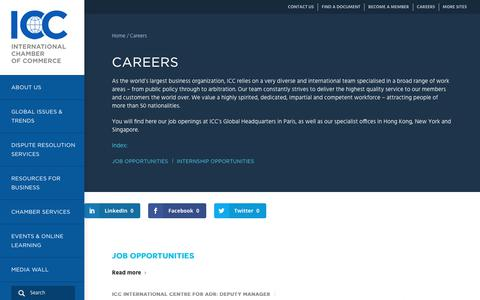 Government & Military Jobs Pages | Website Inspiration and