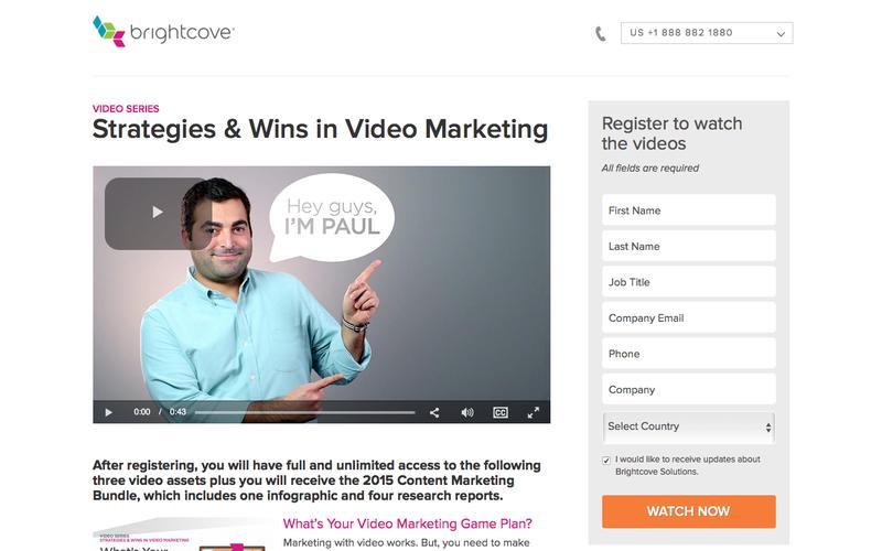 Brightcove | Strategies & Wins in Video Marketing