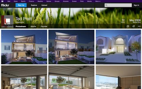 Screenshot of Flickr Page flickr.com - Flickr: mtparchitects' Photostream - captured Oct. 23, 2014