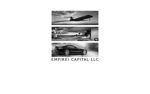 Screenshot of Home Page empireicapital.com - Empirei Capital - Intelligence Through Investments - captured Oct. 2, 2014