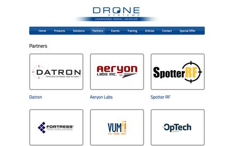 Partners | Drone Systems
