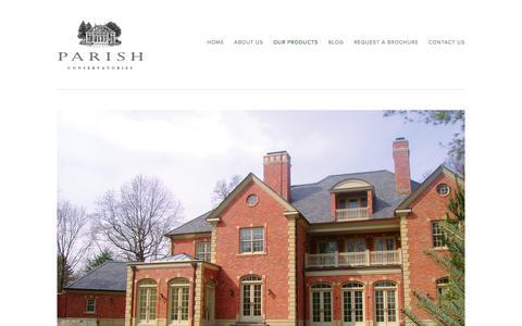 Skylights — Parish Conservatories | Custom Conservatories | Orangeries | Sunrooms | Skylights | Shades | Bespoke | Home Design
