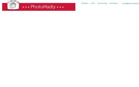 Screenshot of Contact Page photoshelter.com - Contact - captured Dec. 10, 2017