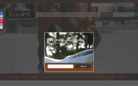Home Page | Equestrian Gear for Horse Riders & Lovers | EquiFit