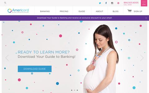 Cord Blood Banking | Americord Blood | Placenta & Tissue