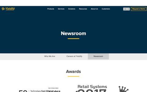 Newsroom | Yieldify