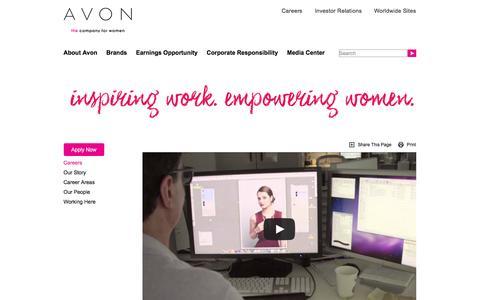 Avon Careers