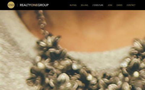 Screenshot of Team Page realtyonegroup.com - Our Culture | Realty ONE Group - captured Dec. 11, 2015
