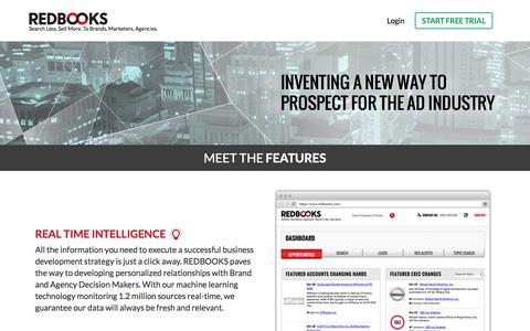REDBOOKS - The Leading Agency and Advertising Database