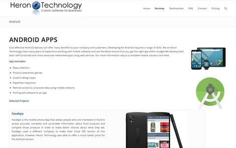 Android App Software Development in Auckland