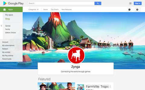 Zynga - Android Apps on Google Play