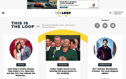 The Loop - Golf, Sports & Pop Culture News - Golf Digest