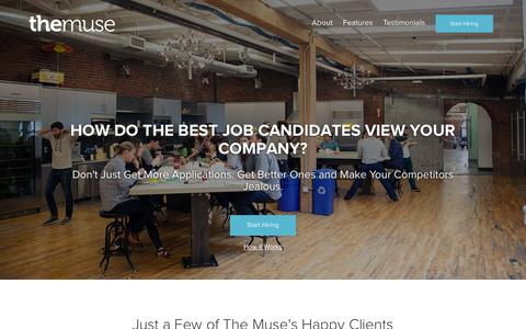 Hire Great Talent | Job Postings and Company Profiles