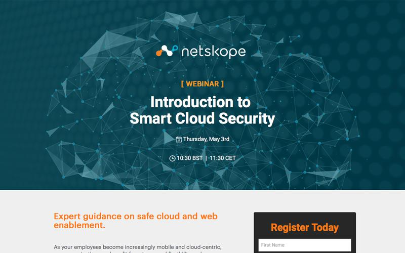 Introduction to Smart Cloud Security