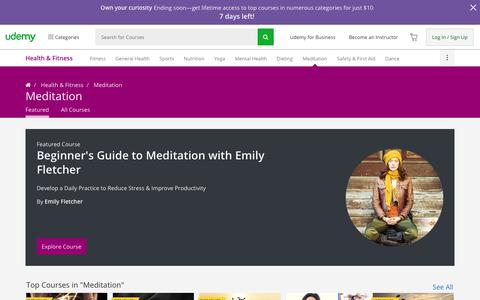 Meditation Classes: Types of Meditation & How to Meditate