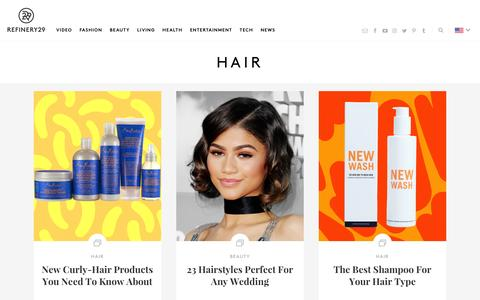 Fashionable Hairstyles - Trendy Haircuts And Styling Tips