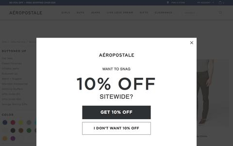 Shirts - Gifts for Teen Boys & Men | Aeropostale