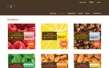Old Screenshot Boundless Nutrition (OatmegaBar, Perfect Cookie and Undercover Veggies) Products Page