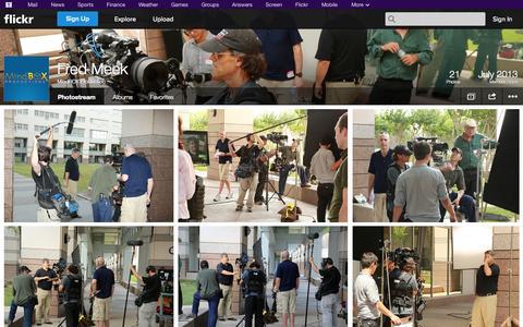 Screenshot of Flickr Page flickr.com - Flickr: MindBOX Production's Photostream - captured Oct. 26, 2014