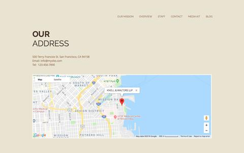 Screenshot of Maps & Directions Page hyper-graphics.com - Marketing Agency | Lakeland | HyperGraphics | MAP - captured July 24, 2018