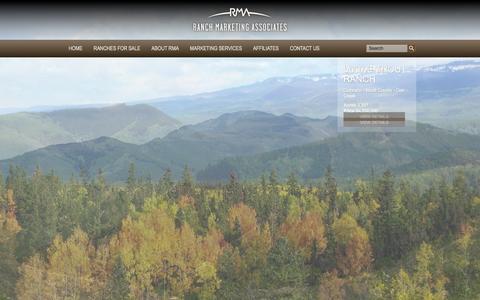 Screenshot of Home Page rmabrokers.com - Home - rmabrokers - captured Feb. 13, 2016
