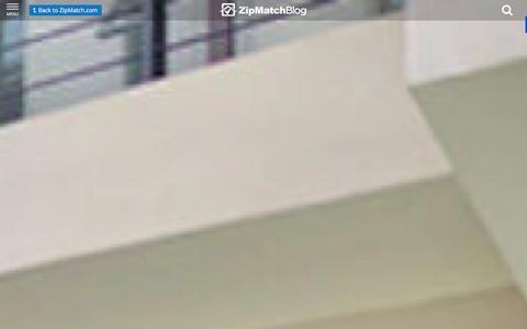 Screenshot of Blog zipmatch.com - ZipMatch Blog: Latest in the Philippine Real Estate Market - captured Dec. 11, 2015