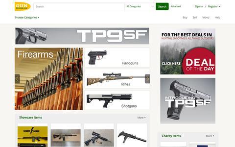 Guns for Sale - Online Gun Auction - Buy Guns at GunBroker.com