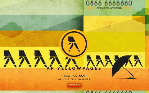 Screenshot of Home Page googleindia.org - Welcome to AP YELLOW PAGES  ::  ANDHRA PRADESH  YELLOW PAGES  /   ANDHRA  YELLOW PAGES  / VIJAYAWADA  YELLOW PAGES  /  HYDERABAD  YELLOW PAGES  / VIZAG  YELLOW PAGES  / RAJAHMUNDRY  YELLOW PAGES  /  BHIMAVARAM  YELLOW PAGES /ap yellowpages, vijayawad - captured Sept. 24, 2015