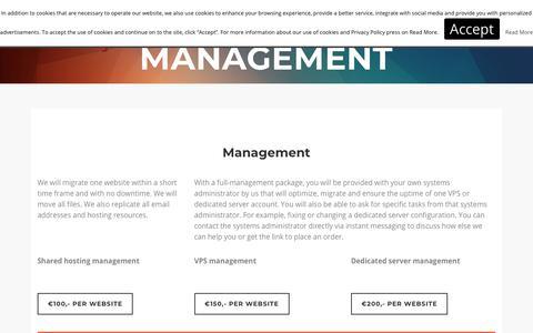 Screenshot of Team Page elkupi.com - Management - ElKupi.com - captured July 17, 2018