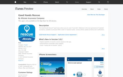 Good Hands Rescue on the App Store