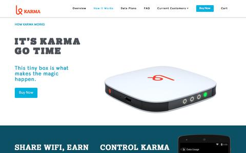 How It Works Cyber Week | Karma