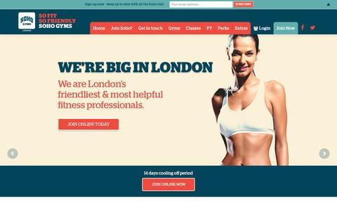Soho Gyms London – So Fit, So Friendly, Soho Gyms