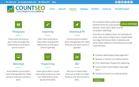 Services - Count SEO
