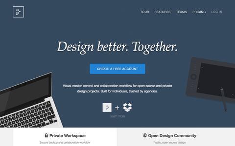 Pixelapse - Visual version control for designers