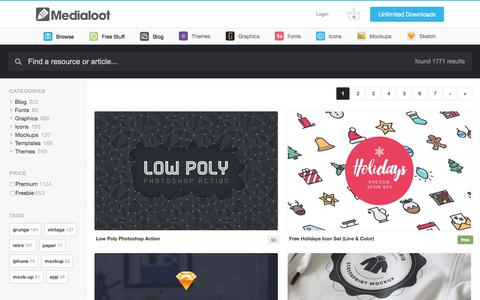 Browse all resources — Medialoot