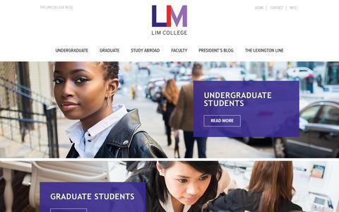 LIM College Blogs