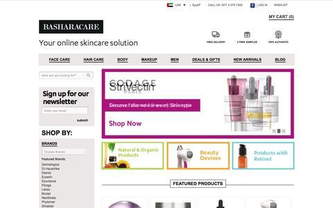 BasharaCare : Your Professional Skincare Store. Free Products Delivery Dubai AbuDhabi UAE