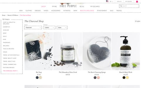 Charcoal Beauty Products | Soaps, Scrubs & More | Free People