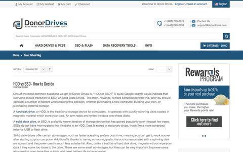 Screenshot of Blog donordrives.com - Donor Drives Blog - Donor Drives - captured Sept. 23, 2014