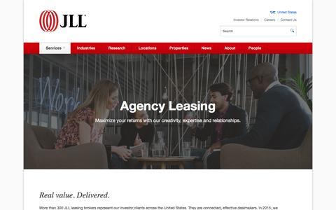 Agency Leasing
