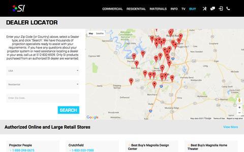 Dealer Store Locator