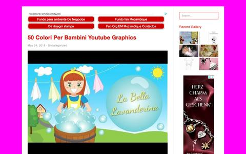 Screenshot of Home Page fanmoz.org - fanmoz.org | Disegni Da Stampare E Colorare - captured Nov. 27, 2018