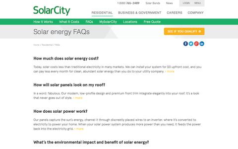 What is Solar Energy - Pros and Cons of Solar Energy | SolarCity