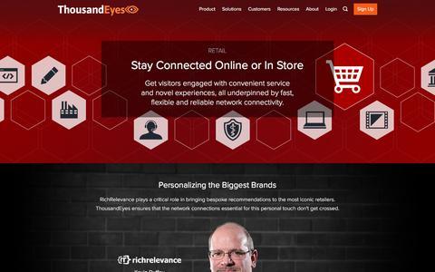 Retail | Network Monitoring Case Studies