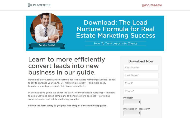 Real Estate Marketing Success with Lead Nurturing - Placester