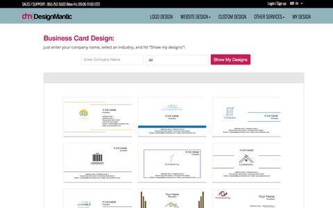Business Card Maker: DIY Design Templates